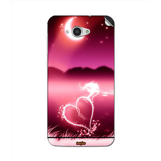 Instyler Mobile Skin Sticker For Lenovo S930 MSLENOVOS930DS-10107