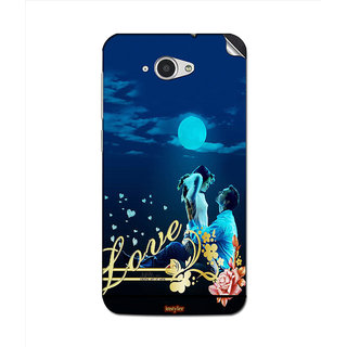 Instyler Mobile Skin Sticker For Lenovo S930 MSLENOVOS930DS-10110