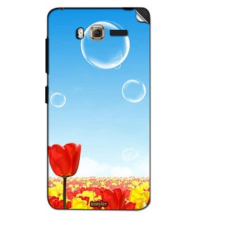 Instyler Mobile Skin Sticker For Lenovo A916 MSLENOVOA916DS-10079