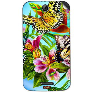 Instyler Mobile Skin Sticker For Lenovo S899T MSLENOVOS899TDS-10047