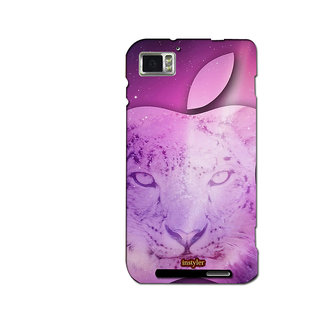 Instyler Mobile Skin Sticker For Lenovo K8601 MSLENOVOK860IDS-10005