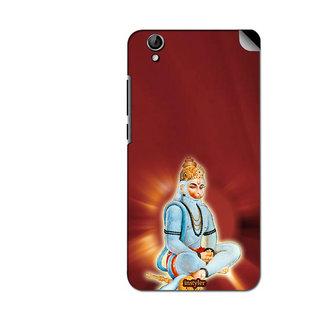 Instyler Mobile Skin Sticker For Lenovo P70 MSLENOVOP70DS-10099
