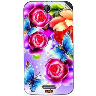 Instyler Mobile Skin Sticker For Lenovo S899T MSLENOVOS899TDS-10077