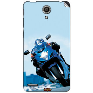 Instyler Mobile Skin Sticker For Infocus M260 MSINFOCUSM260DS-10031