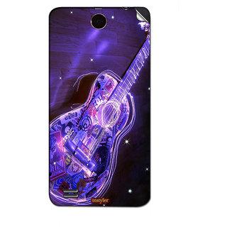 Instyler Mobile Skin Sticker For Lenovo A590 MSLENOVOA590DS-10138