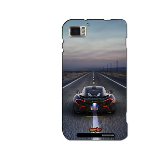 Instyler Mobile Skin Sticker For Lenovo K8601 MSLENOVOK860IDS-10034