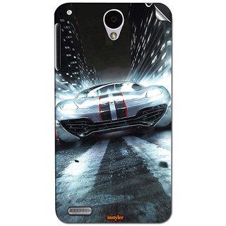 Instyler Mobile Skin Sticker For Lenovo S890 MSLENOVOS890DS-10038