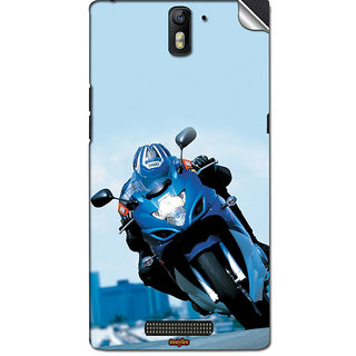 Instyler Mobile Skin Sticker For Oppo X909 (Find5) MSOPPOX909(FIND5)DS-10031