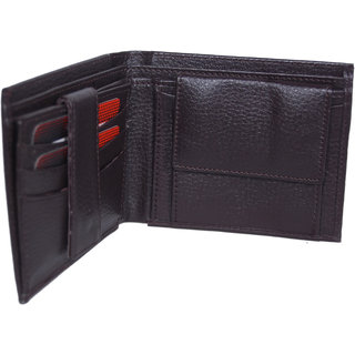 Designer PU Leather Gents Wallet new Men's Wallet Gent's money purse BR120 (Synthetic leather/Rexine)