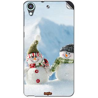 Instyler Mobile Skin Sticker For Htc Desire 626G MshtcDesire626GDs-10048
