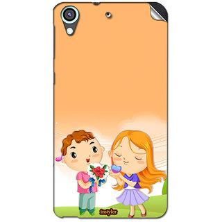 Instyler Mobile Skin Sticker For Htc Desire 626G MshtcDesire626GDs-10055