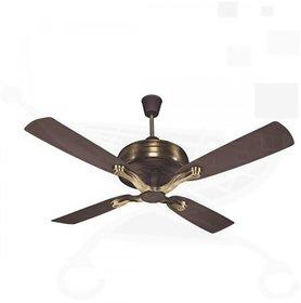 Crompton Greaves Titanis 4 Blades 1200mm Ceiling Fan (Roast Brown)