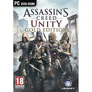 Assassins Creed Unity Pc Original Game