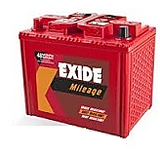 Exide Milage MR35R Car Battery