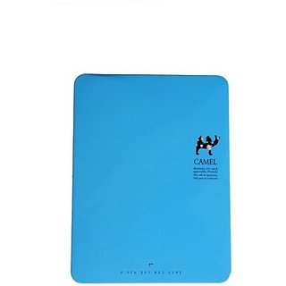 Pinnacle Blue Tin Notebbok Assorted Notebook Adhesive Bound
