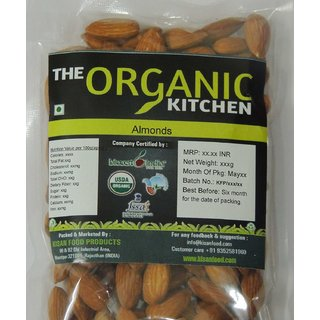 The Organic Kitchen Almond 150 g