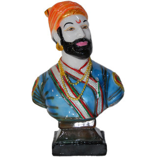 Buy Madg Religious Idols Of Chhatrapati Shivaji Maharaja