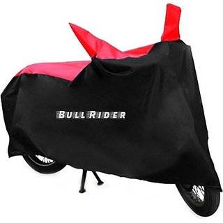 Bull Rider Two Wheeler Cover For Suzuki Gixxer With Free Key Chain