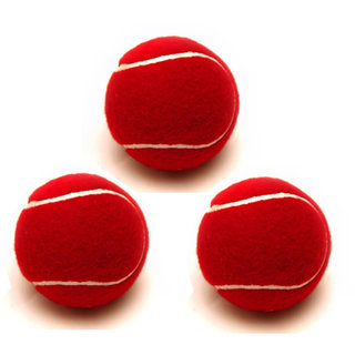 Tennis Ball Red ( pack of 3 )