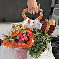 One Trip Grip - Multiple Shopping Bag Holder Grocery Carrier Holder