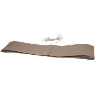 PegasusPremium Duster Beige Steering Cover