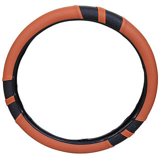 PegasusPremium Lancer BlackGrey Steering Cover