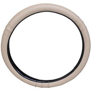 PegasusPremium Xcent Beige Steering Cover