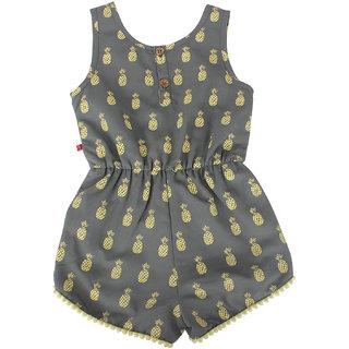 e317b571c81b Buy Nino Bambino Duxbury Gray Jumpsuit Online   ₹799 from ShopClues