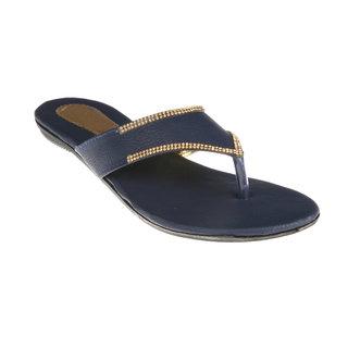 Zachho Women Blue Slippers (HC72-BLUE)