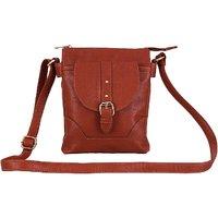 Lychee Bags Women PU Dacey Sling Bag (LB63RT, Maroon)