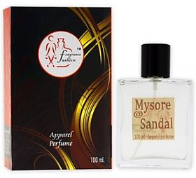Fragrance And Fashion Mysore E Sandal Eau De Toilette - 100 Ml (For Boys, Girls)