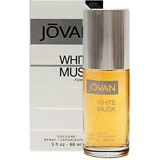 Jovan White Musk Edc - 88 Ml (For Men)