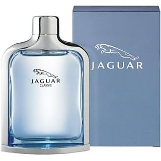 Jaguar Classic Blue Edt - 100 Ml (For Men)