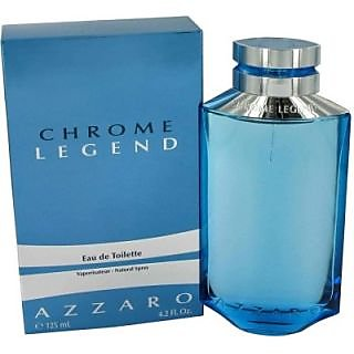 Azzaro Chrome Legend - Set Of 2 (2 X 125 Ml) Edt - 250 Ml (For Men)