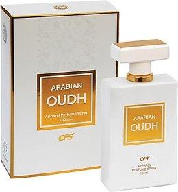 Cfs Arabian Oudh White Eau De Parfum - 100 Ml (For Men, Women)