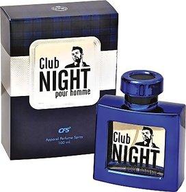 Cfs Club Night Eau De Parfum - 100 Ml (For Men, Women)