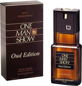 Jacques Bogart One Man Show Oud Edition Eau De Toilette - 100 Ml