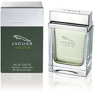 Jaguar Vision Ii Edt - 100 Ml (For Men)