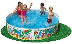 Intex Sun Fish Snapset Pool Vendor Code- Intex 56453