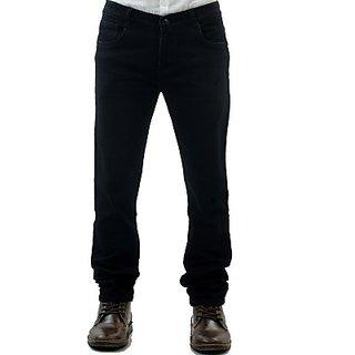 Ramkumar fashion point Mens Cotton Jeans blue in color