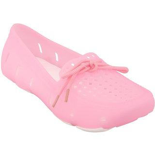 Zachho Women Pink Slip On Casual Shoes (HC164-Pink)