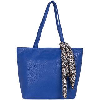 Cappuccino Blue Hand Bag-22018A Blue
