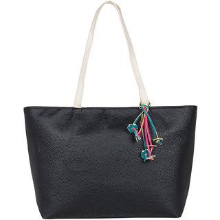 Cappuccino Black Handbag-24005A Black