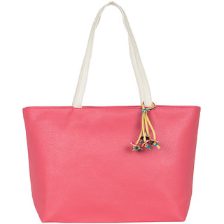 Cappuccino Pink Handbag-24005A Pink