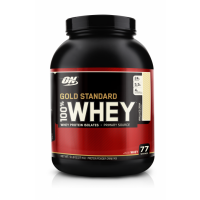 Optimum Nutrition 100 Whey Gold Standard - 5 Lbs (Vanilla Ice Cream)