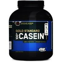 Optimum Nutrition 100 Casein Protein - 4 Lbs (Chocolate Supreme)