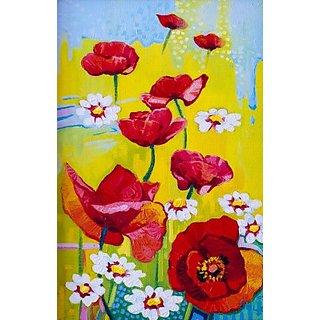 Deepika Creation Acrylic Painting