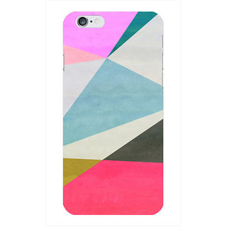 The Fappy Store Abstract-05 Printed Back Cover for iphone 6S