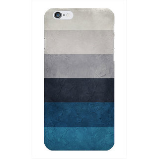 The Fappy Store Greece-Hues Printed Back Cover for iphone 6S