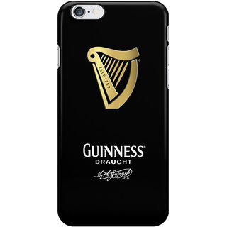 The Fappy Store Guinness Printed Back Cover for iphone 6S